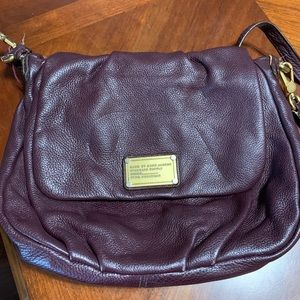 Marc by Marc Jacobs plum bag